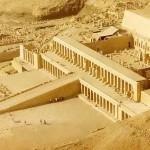 Храм царицы Хатчепсут